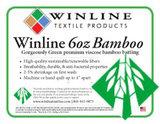 Winline 60z Bamboo tussenvullling 240cm breed € 26_