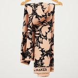 mindtheMAKER - Floral Shade Rose Leia Crepe 100%LENZING™ECOVERO™ Viscose €22,50 p/m_