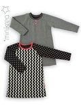 Minikrea Raglan dress 50022_