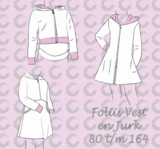 Sofilantjes Folis (vest, tuniek, jurk)_
