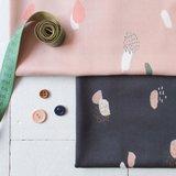 Atelier Brunette - Moonstone Pink (Viscose) €19,90 p/m_
