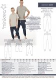 Minikrea Sweatpants MEN XS-XXL Boys 2-16j 66340_