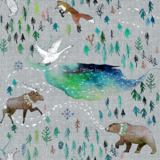Ansje Handmade - Song of the Yukon - Esther Fallon Lau €24 p/m_