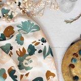 Atelier Brunette - Posie Green (Viscose dobby) €19,90 p/m_
