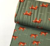 Ansje Handmade - Fearless Tiger - Reneesillustrations €23,50 p/m_
