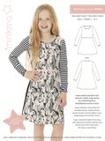 Minikrea Teen jersey dress 40040_
