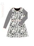 Minikrea Teen jersey dress 40040_