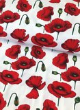 WCollection - Poppies (biojersey) €23,50 p/m_