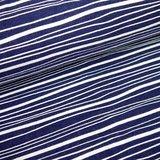 Tidoeblomma - Remsor blue (GOTS jersey) €19,90 p/m_
