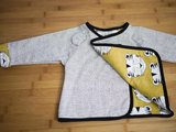 Ikatee - Grand'ourse Cardigan - Baby 6m/4j_