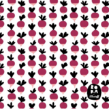 Lillestoff -  Little radish jersey €20 p/m GOTS_