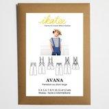 Ikatee - Avana pants -  3/12j_