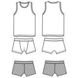 Ikatee - Sebastien underwear and swimsuit -  3/12j_