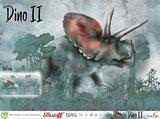 Lillestoff -  Paneel Dino 2 80cm jersey €20 p/s GOTS_