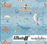 Lillestoff - Save the Ocean €20 p/m GOTS_
