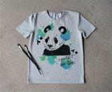 Lillestoff -  Paneel Panda Protect Me 80cm jersey €17,50 p/s GOTS_
