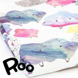 Roo - Cumulus Clouds (bio sweat/french terry) €25 p/m_