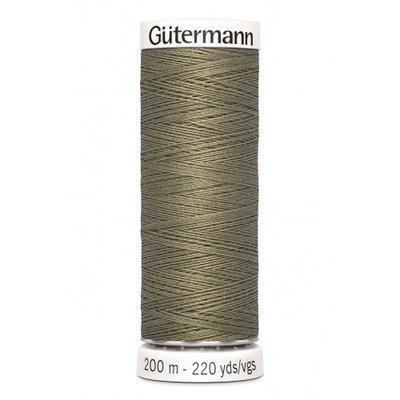 Gutermann 267 Khakigrijs - 200m