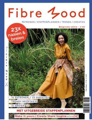 Fibre Mood -  Magazine NR.6 12,50 p/s