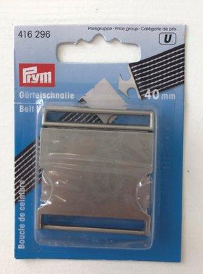 Prym Ceintuurgesp 40 mm - €6,99 per stuk