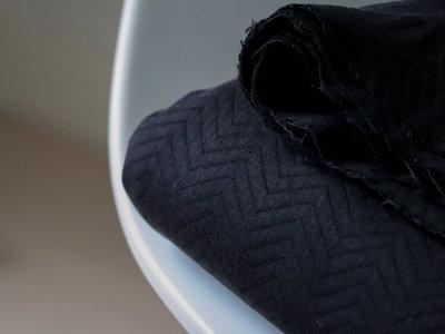 mindtheMAKER - Chevron Quilt Black €28,50 p/m