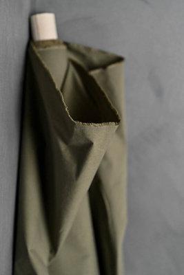 Merchant & Mills - Organic Dry Oilskin dusky green €31,90 p/m - GOTS