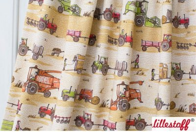 Lillestoff - Tractor jersey €21,80 p/m GOTS