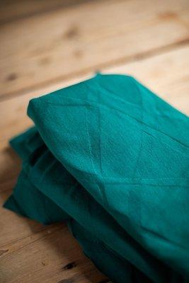 mindtheMAKER - Organic cotton Wave Jacquard Green €29,30 p/m