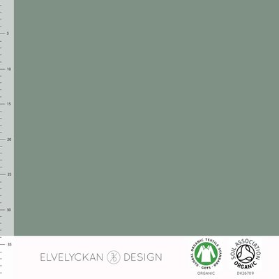 Elvelyckan  - Green Boordstof €19 p/m (GOTS)