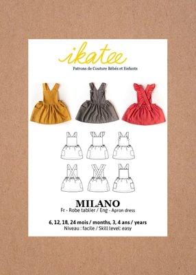 Ikatee - Milano -  6m/4j
