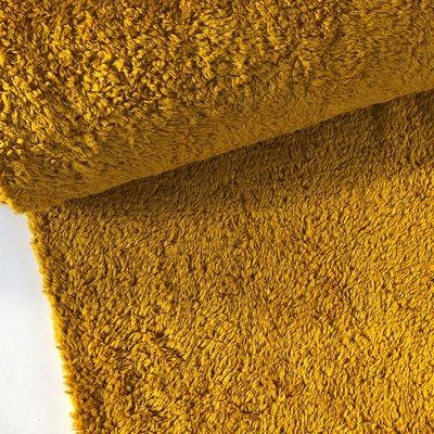 C. Pauli - Tawny olive (oker) Teddy Plush 39,90 p/m GOTS