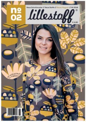 Lillestoff -  Magazine NR.2 11,80 p/s (DUITS)