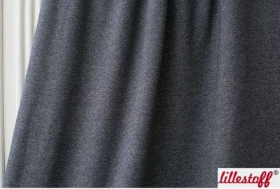 Lillestoff - Sherpa Jeans blue melange €23,80 p/m GOTS