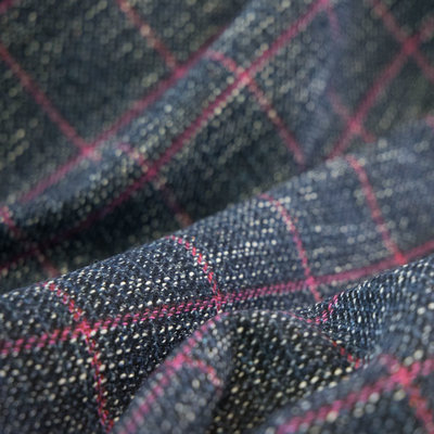 COUPON 115cm Hello Heidi - Tweed 'Check City' van Hello Heidi €33 p/m