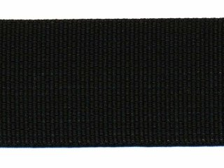 Zwart tassenband 38mm €1 p/m