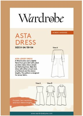 Wardrobe by Me - Asta jersey dress €16,50