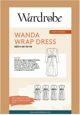 Wardrobe by Me - Wanda wrap dress €16,50