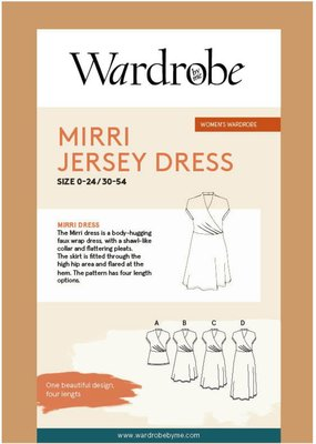 Wardrobe by Me - Mirri wrap dress €16,50
