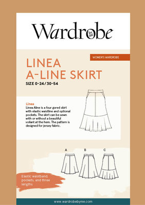 Wardrobe by Me - Linea Skirt €16,50