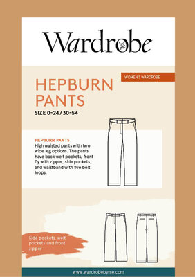 Wardrobe by Me - Hepburn Pants €16,50