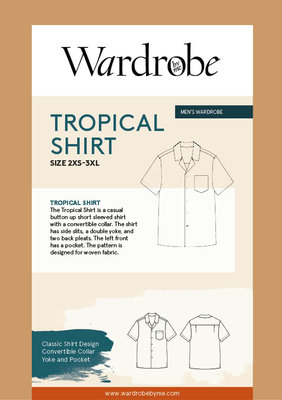 Wardrobe by Me - Tropical Shirt €16,50