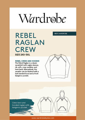 Wardrobe by Me - Rebel Raglan €16,50