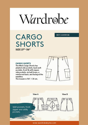 Wardrobe by Me - Cargo shorts €16,50