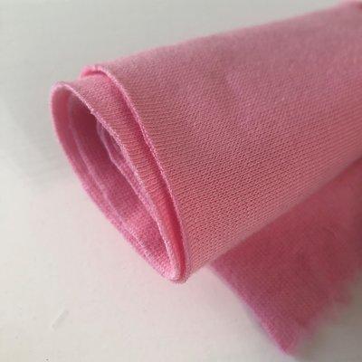 Boordstof roze 160 cm
