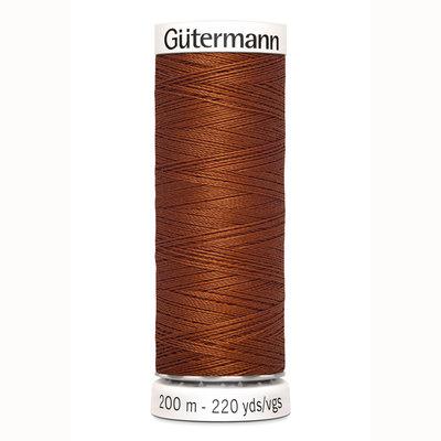 Gutermann 934 cognac - 200m