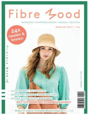 Fibre Mood -  Magazine NR.9 12,50 p/s