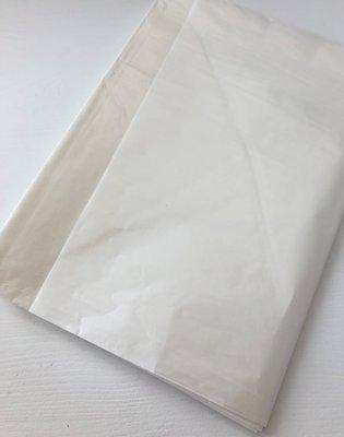 Patroonpapier gevouwen 3m2 per stuk €1,99