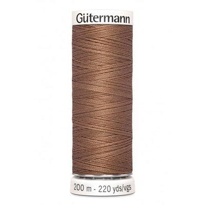 Gutermann 444 nutmeg- 200m