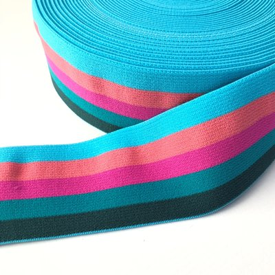 Rainbow breeze elastiek 40mm