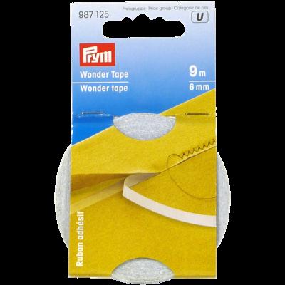 Prym Wondertape uitwasbaar 6mm - €7,20 per stuk